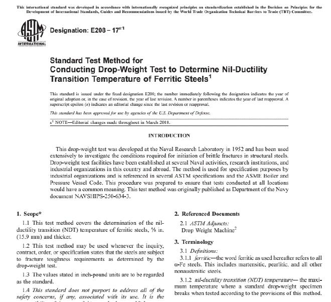 ASTM E208-17e1 free download